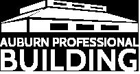 Auburn Professional Building Logo